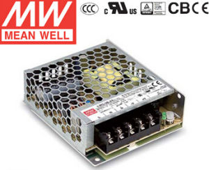 Meanwell 35W Single Output Power Supply (LRS-35-12)