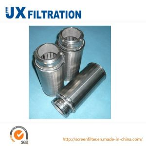 Water Filter Strainer Nozzle for Water Processing pictures & photos