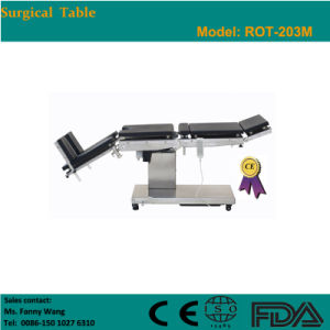 2015 Promotion! ! Electric Operation Table (ROT-203M) -Fanny pictures & photos