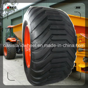 Flotation Implement Tyre 600/55-26.5 with Rim pictures & photos