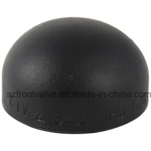 Carbon Steel A234 Wpb Butt Weld Seamless Cap pictures & photos