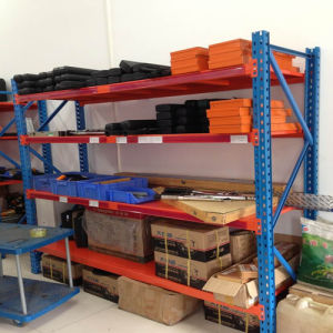 Top Quality Steel Shelving Slotted Angle Rack pictures & photos