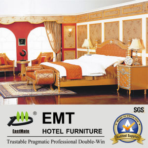 Luxurious Hotel Bedroom Furniture (EMT-D1201) pictures & photos
