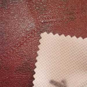 Haining PVC Synthetic Leather pictures & photos