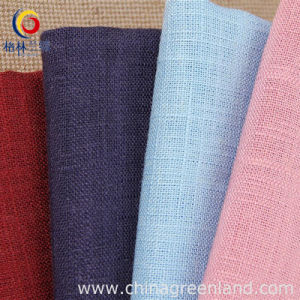 Rayon Linen Dying Knitted Fabric for Garment pictures & photos