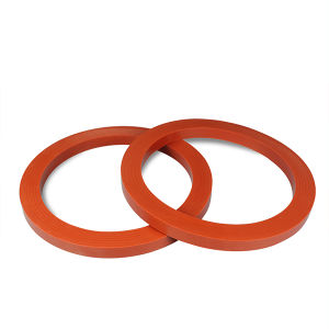 FDA Silicone Rubber Seal Rubber Oring pictures & photos