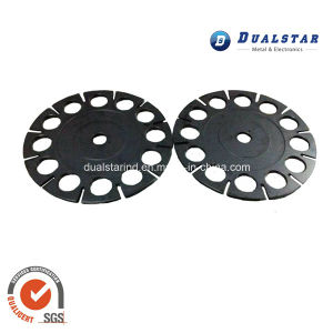 Aluminum Flange with Black Anodize pictures & photos