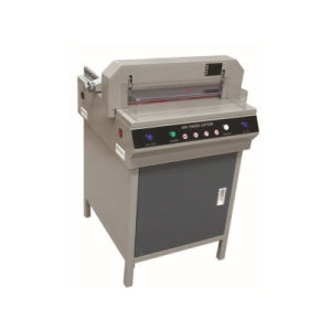 Paper Cutter Machine 450V+ pictures & photos