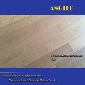 Smoked Oak Engineered Wood Flooring pictures & photos