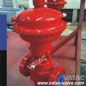 Electric/Pneumatic Operated API 6A Ball Valve, 2000psi/3000psi/5000psi/10000psi pictures & photos