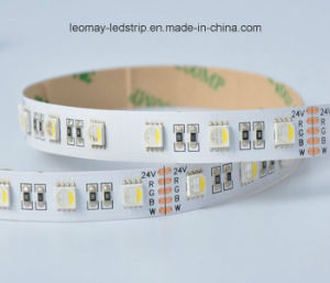 Hot-sell SMD5050 4in1 Magic Flexible LED Strip for indoor use pictures & photos