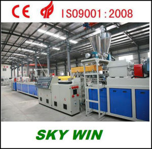 Wood-Plastic (WPC) One-Step Profile Extrusion Lines