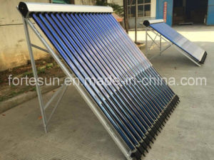 Pressurized Solar Heatpipe Heating Collector pictures & photos