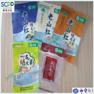 Wholesale Flat Pouches Food Bags pictures & photos