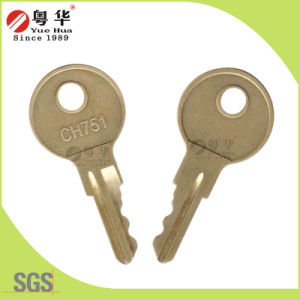 2016 New Style Durable Cabinet Key Blank for Safety Locks pictures & photos