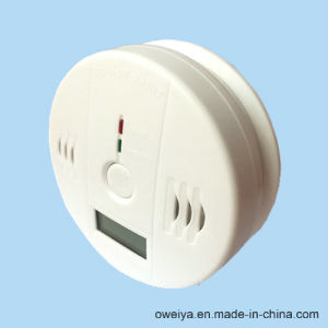 Carbon Monoxide Detector for Kitchen Security Systems Home