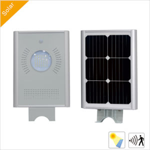 15W All in One Outdoor Solar LED Street/Garden Lights (CE RoHS)