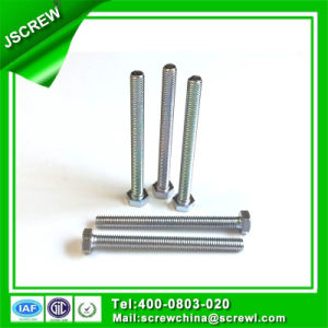 DIN 933-1987 Hexagon Head Screws Threaded up to The Head Bolts pictures & photos