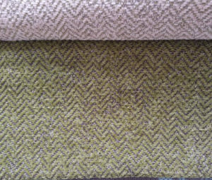 Yarn Dyed Upholstery Home Textile Polyester Woven Sofa Fabric pictures & photos