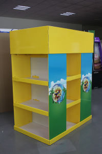 OEM Colorful Paper Cardboard Pallet Display Box with Cheaper Price pictures & photos