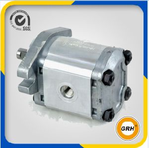 2cc/R High Pressure Small External Hydraulic Gear Oil Pump pictures & photos