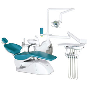 Electrical Dental Chair Dental Complete Unit pictures & photos