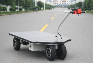 Electric Material Handling Cart (HG-1150) pictures & photos