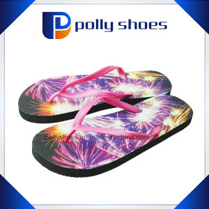 Manufacturer of Slippers Fashion Unisex Flip Flop pictures & photos