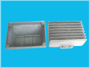 Manufacturer Aluminum and Zinc Die Casting Spare Parts for Lighting pictures & photos