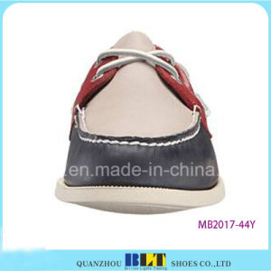 Wholesale Leather Boat Shoes pictures & photos