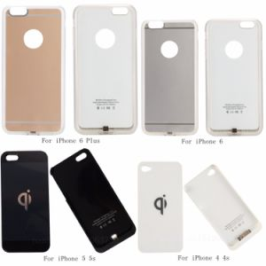 Qi Wireless Charger Receiver Phone Case Cover iPhone pictures & photos