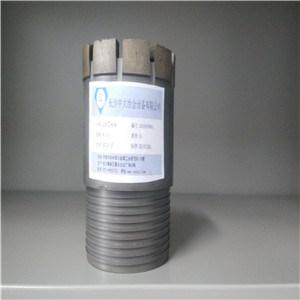 Bq Nq Hq Pq Diamond Impregnated Drill Bit pictures & photos