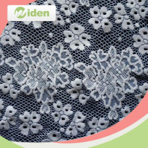 Nonelastic Nylon Lace Fabric for Women Underwear Bra pictures & photos