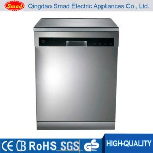 LED Digial Touch Panel Easy Wash Electric Freestanding Dishwasher pictures & photos