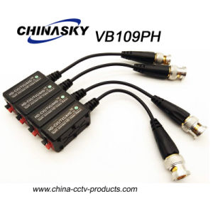 Passive HD-Cvi/Tvi/Ahd Video Balun Cat5 with 4/8/16/32 Channel (VB109pH) pictures & photos