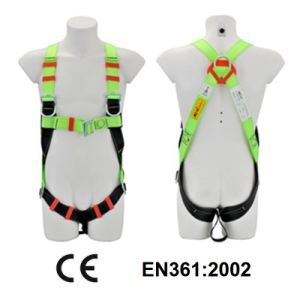 Full Body Safety Harness (JE1119) Ce En361 pictures & photos