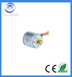 Long Life 15 Degree 20mm Permanent Magnet Stepper Linear Motor pictures & photos