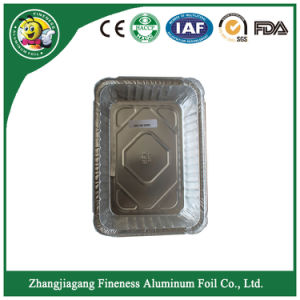 Customized Aluminum Foil BBQ-Round (Y2126-K) pictures & photos
