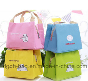 Promotion Wholesale Cute Cooler Insulated Kids Lunch Bag for School pictures & photos