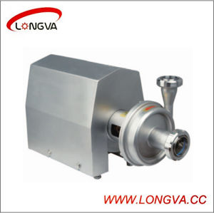 Sanitary Stainless Steel Negative Pressure Pump pictures & photos