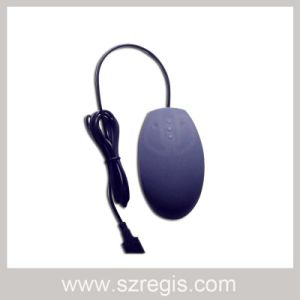 Small Silicone Waterproof Wired 3D Optical Computer Mouse pictures & photos