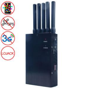 GSM CDMA Dcs PCS 3G GPS Lojack Mobile Phone Signal Breaker Jammer Isolator