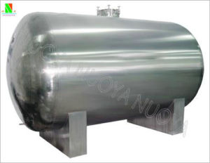 Horizontal Type Stainless Steel Tank pictures & photos