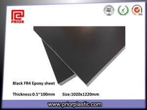 Fr4 Epoxy Fiber Glass Sheet for Transformer Accessories pictures & photos