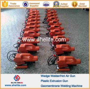 Plastic Geomembrane Hot Wedge Welder Welding Machine pictures & photos