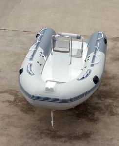 Aqualand 14feet 4.2m Rigid Inflatable Boat/Hypalon Rib Boat (RIB420A) pictures & photos