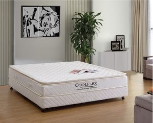 Spring Mattress, Pillow Top Mattress pictures & photos
