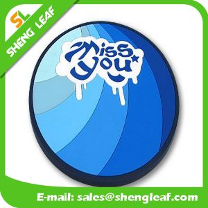 Hot Sale Householder Eco-Friendly Silicone Coaster (SLF-RC031) pictures & photos