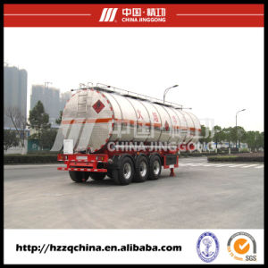 Tank Semi-Trailer Series, Chemical Liquid Tank Truck for Sale pictures & photos