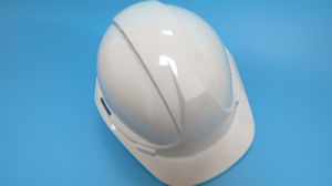 PE Material ABS Material with CE Safety Helmet pictures & photos